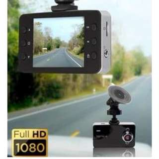 "🆕 Full HD DVR Car Camera with 2.4"" TFT"