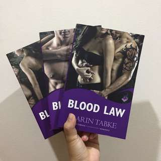 Blood Law, Bloodright, Blood Vow Books