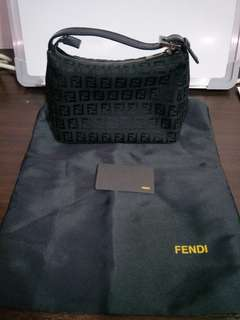 Used Fendi small pouch