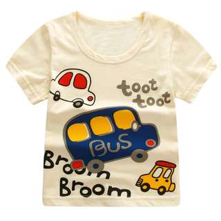 纯棉男童短袖T恤2018夏装新款童装儿童女童宝宝半袖打底衫小童潮