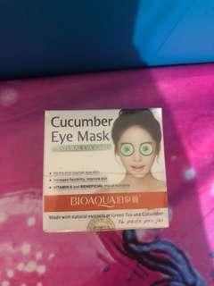 Cucumber Eye Mask