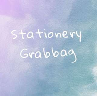 Stationery Grabbags - Choose which one you want!