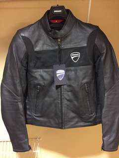 Revit Ducati Leather Jacket