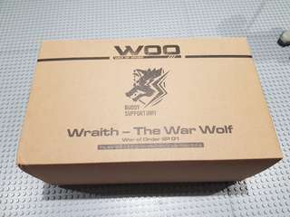 Devil Toys War of Order Wraith The War Wolf 1/6