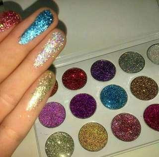 Eyeshadow Unicorn Glitter Palette