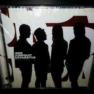 The Red Jumpsuit Apparatus-Lonely Road  CD