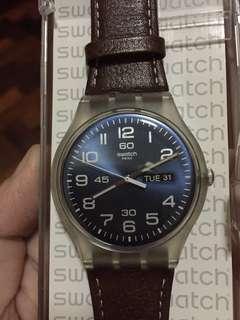 Brand New Original Swatch Unisex