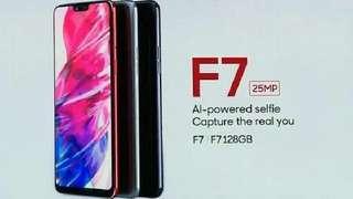 Oppo F7 New Layar Fullscreen 25mp Bisa Dicicil Proses Cepat