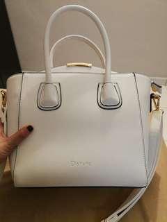 Daphne White Bag