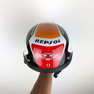 HELMET MHR REPSOL LIMITED EDITION