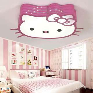 Hello kitty ceiling lamp(Lc)