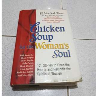 Hard Covered Chicken Soup For The Soul