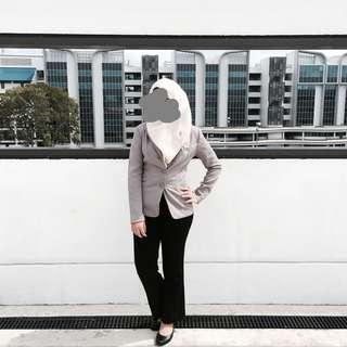 BEGA Grey Blazer