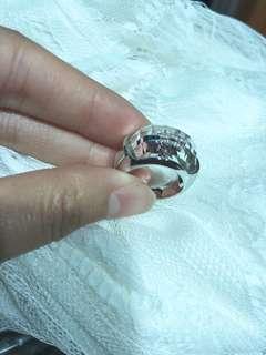媽咪奶奶新娘之選 減價$138 奧地利水晶戒指💍  Ring