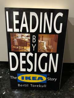 Mint Condition IKEA Sweden Furniture History Design Story Book (Very Rare)