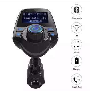 Wireless Car MP3 - Bluetooth