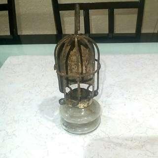 Pelita Minyak Lama 1940 (Very rare)