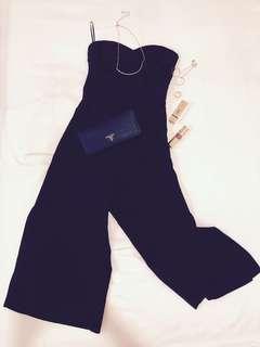 Miss selfridge slits jumpsuit