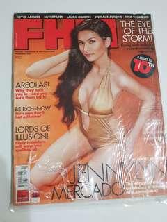 November 2009 Issue FHM Magazine Philippines