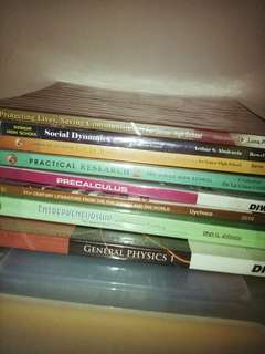 Senior High School Textbooks