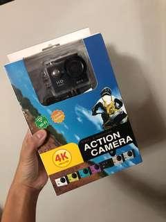Wifi-Waterproof Action Camera
