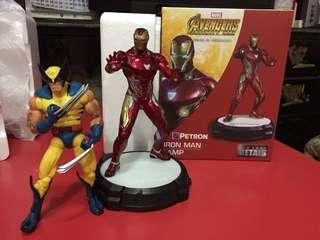 Petron Avengers Iron Man Lamp