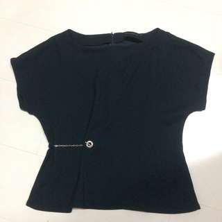 Executive Top - Navy