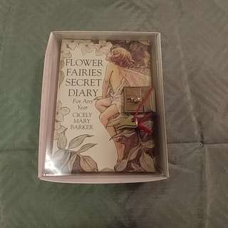 Flower Fairies Secret Diary For Any Year