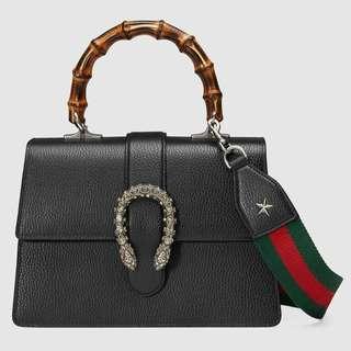 Gucci Dionysus Medium Top Handle Bag