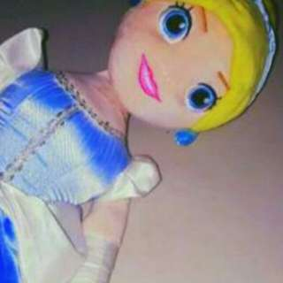 Disney Cinderella Plush Doll