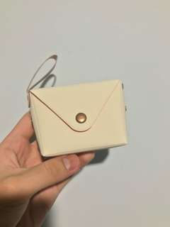 Cute Purse Wallet Pink Inside