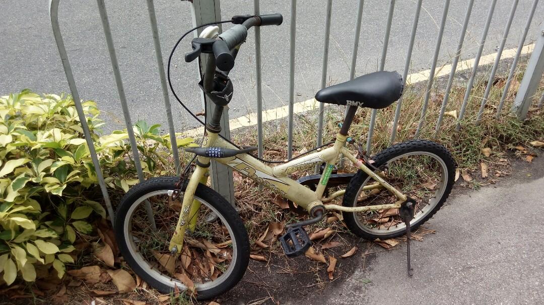 中童二手單車