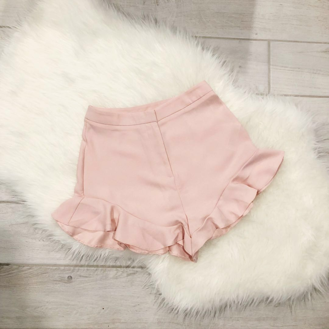 ASOS Tailored Soft Fluted Short