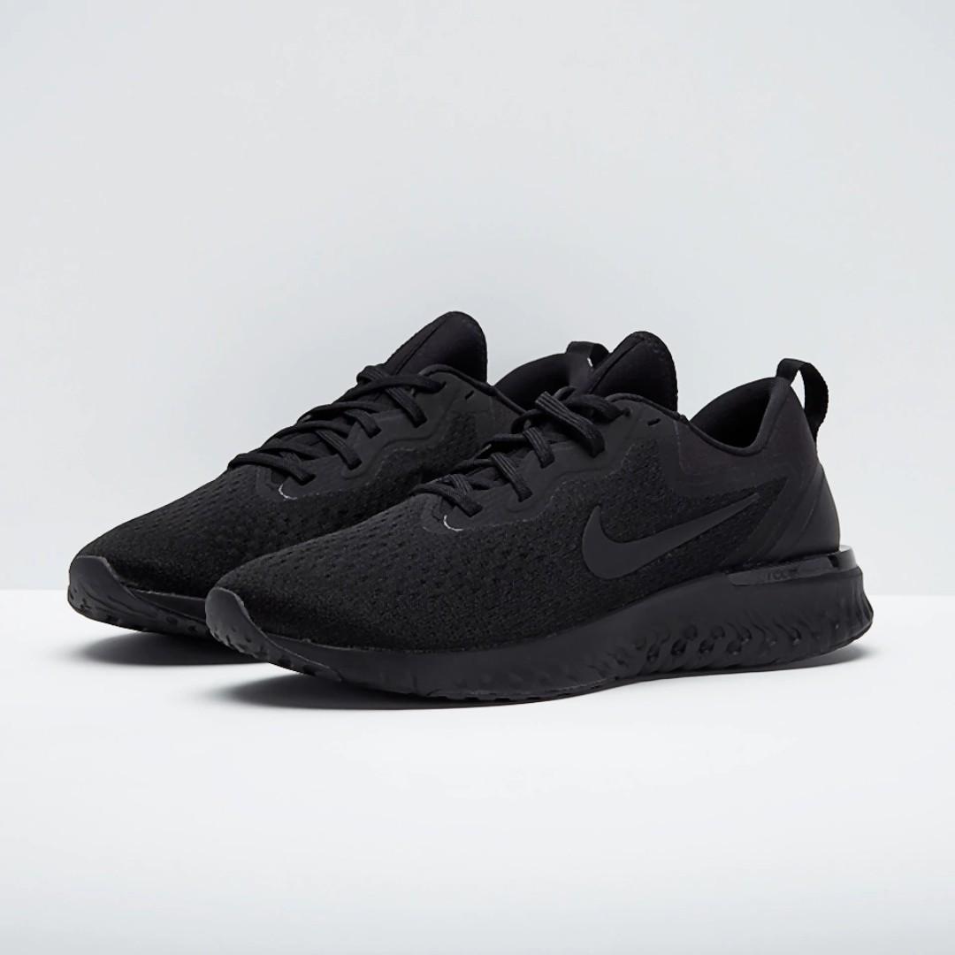 ac84b1e868ae Authentic Nike Odyssey React Triple Black