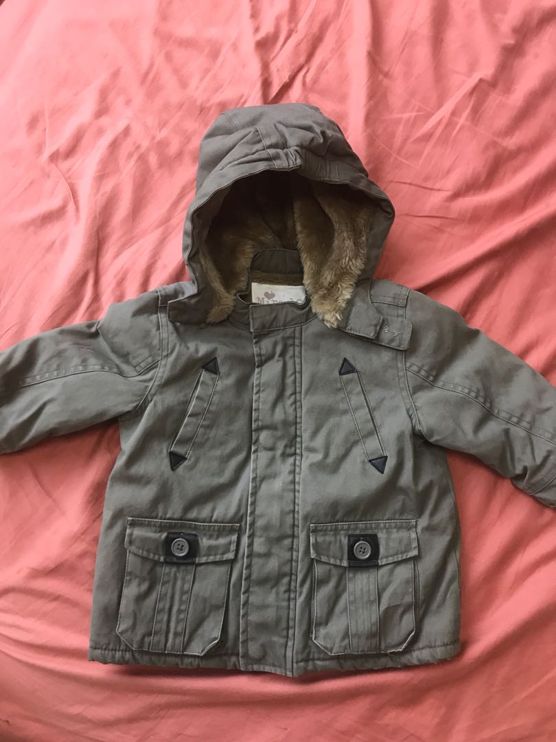 4d35f9bdd Baby winter outer coat very cute!