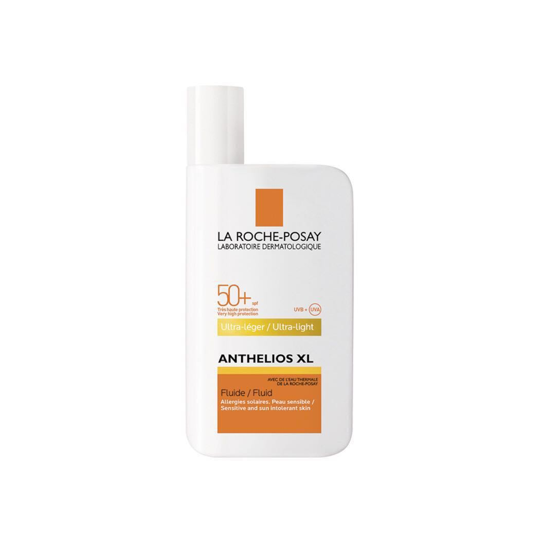 Brand New La Roche Posay Ultra Light Anthelios Xl Sunblock Fluid In Veet Sensitive Touch Electric Trimmer Flash Spf 50 50ml Health Beauty Bath Body On Carousell