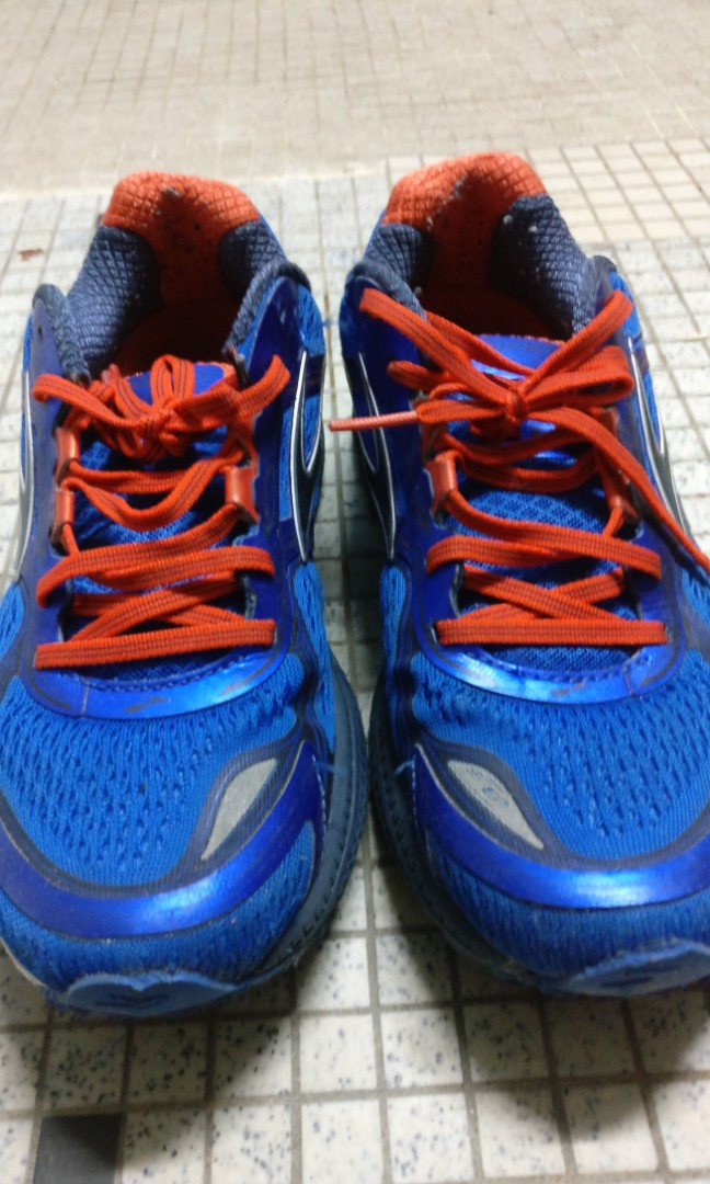bf42e8dd53d Brooks Ghost 8 Running Sneakers Shoes