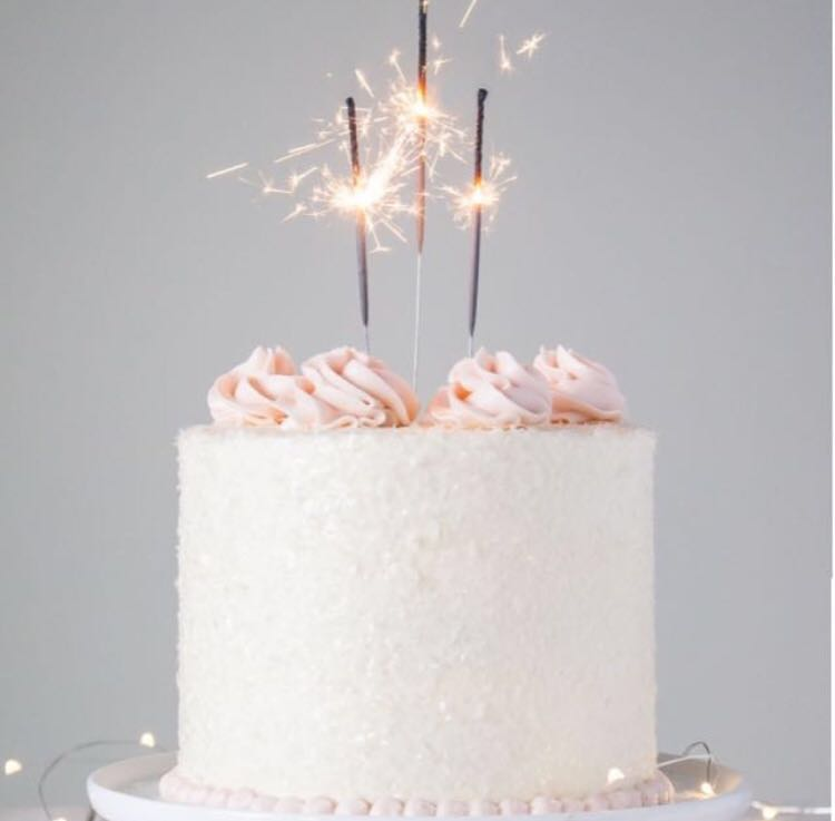 Cake Sparklers Birthday Sparkling Candle On Carousell