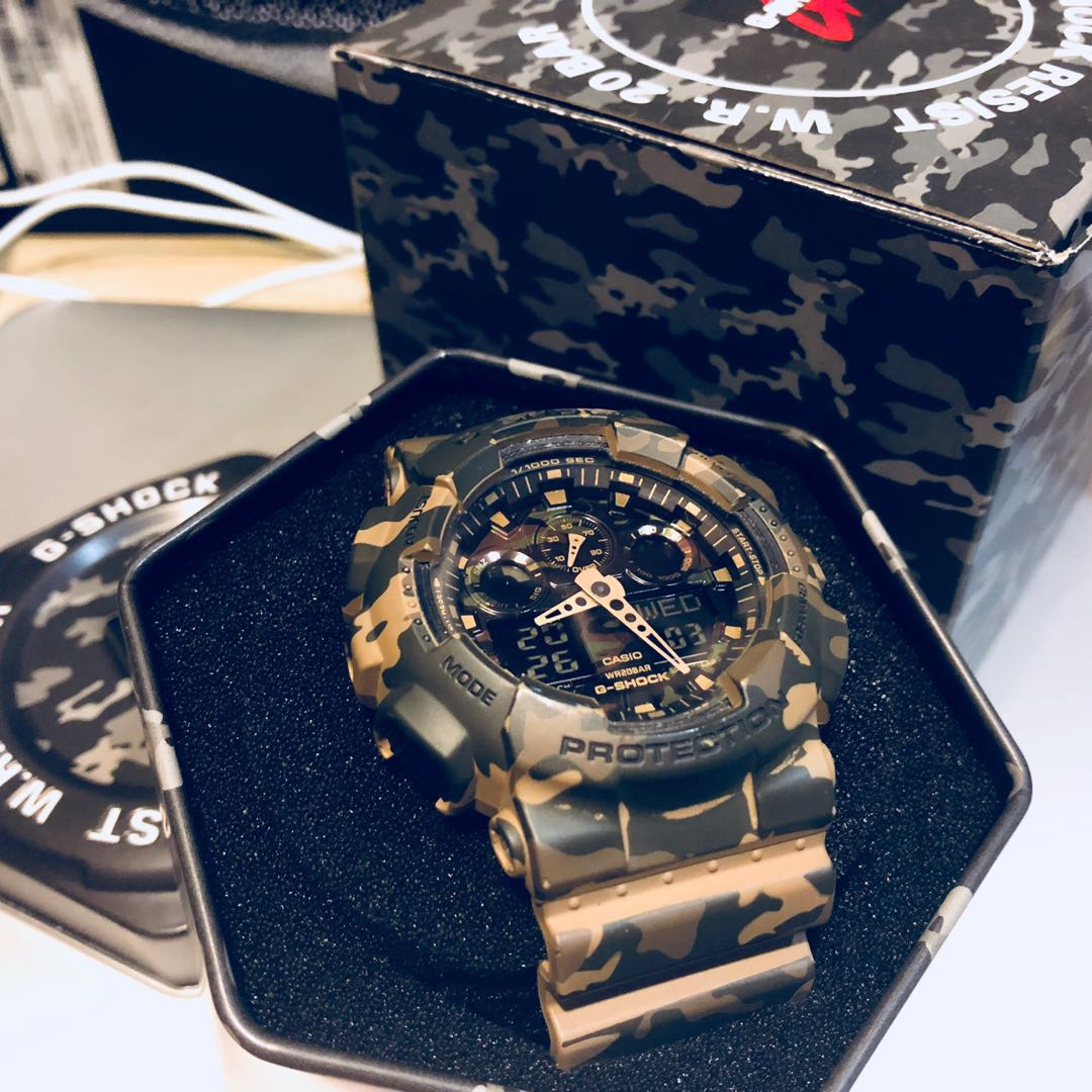 Casio G Shock 5081 Original Mens Fashion Watches On Carousell Gd X6900ht 2 Resin Band Watch Blue