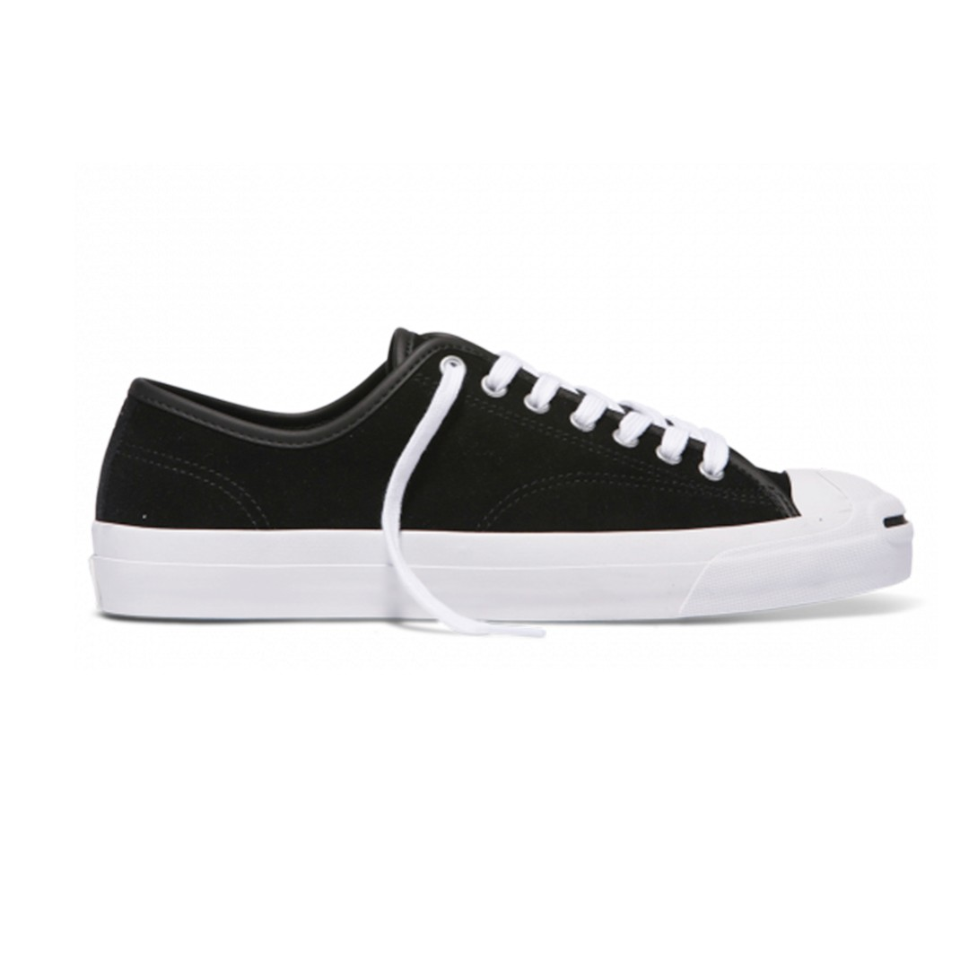 48b3802153a71b Converse Jack Purcell Core Sneakers Ox Black