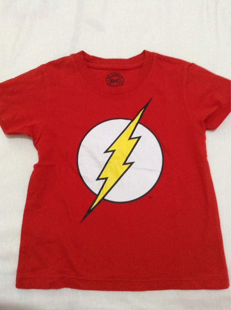 Dc Comics Shirt Bayi Anak Baju Laki Di Carousell Setelan Cowo Tosca Tee Softjeans