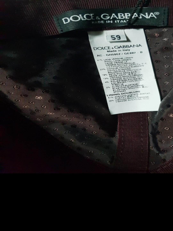 45094d408 Dolce Gabbana D&G Embroidery Logo Baseball Cap, Luxury, Accessories ...