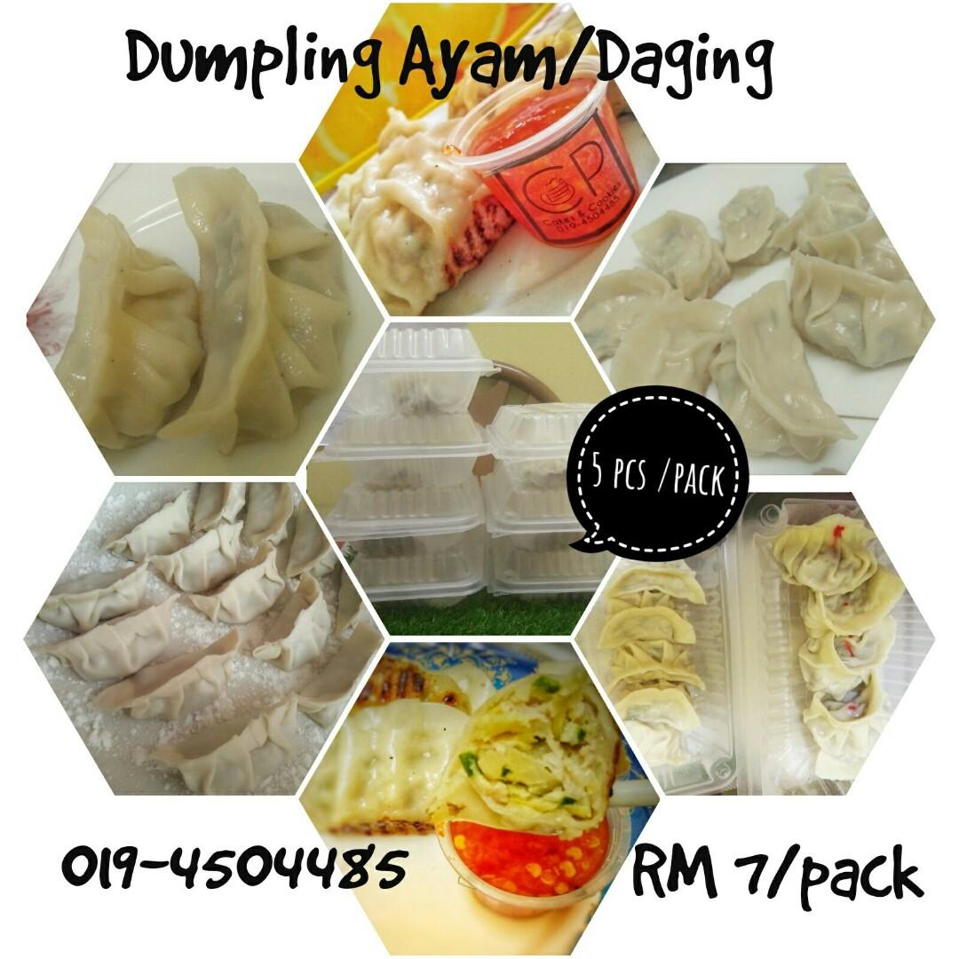 Dumpling Juicy Halal