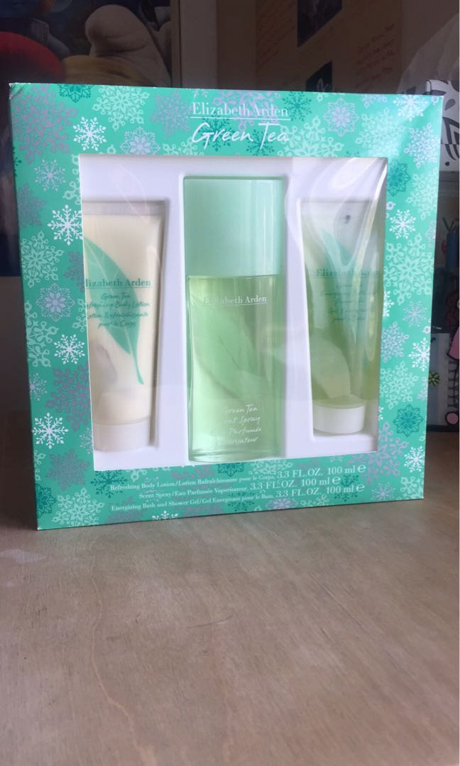Elizabeth Arden Green Tea Fragrance Gift Set