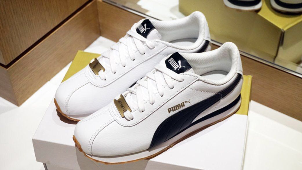 EMS INCLUDED) BTS x Puma Turin Shoes, Entertainment, K-Wave ...