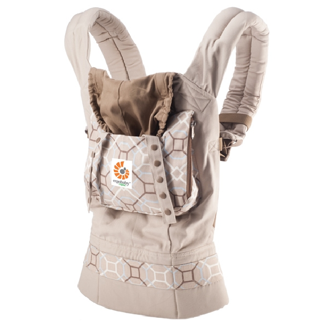 ergobaby organic baby carrier with infant insert