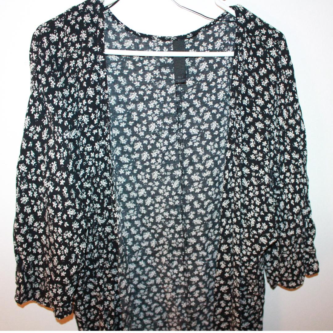 Facotorie Cotton kimono