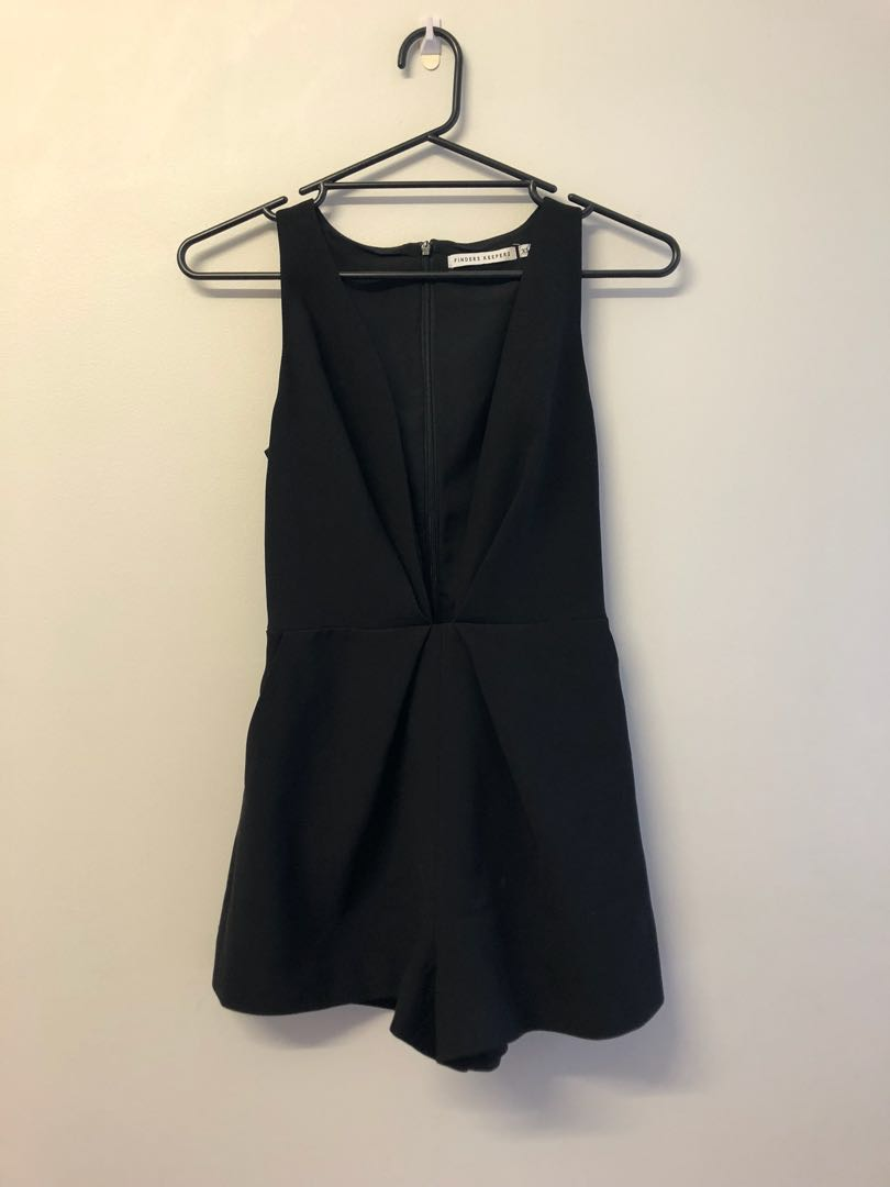 Finders Keepers - The creator Playsuit