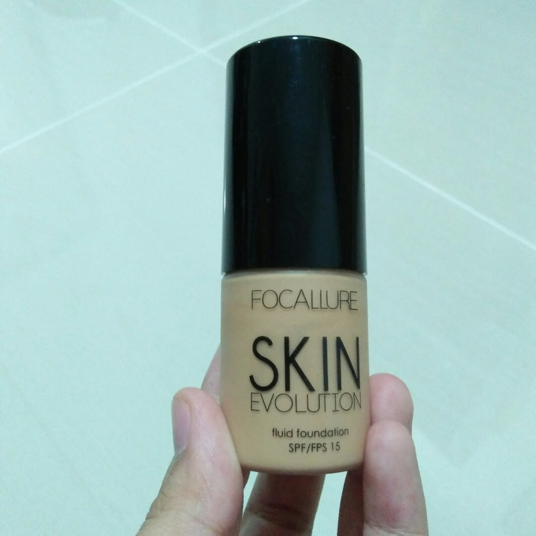 Focallure Skin Evolution Foundation, Health & Beauty, Makeup on Carousell