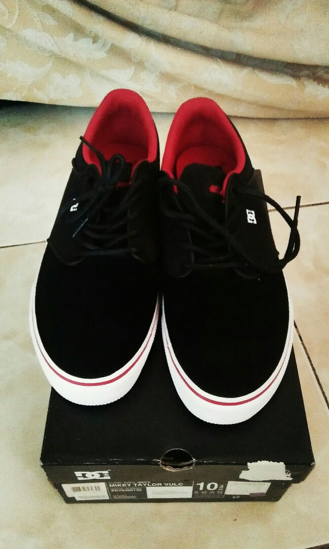 fa1d7eee15119e FOR SALE  D.C SHOES BRAND NEW mikey taylor vulc.